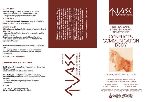 definitive agenda A4 IASC conference 2015c